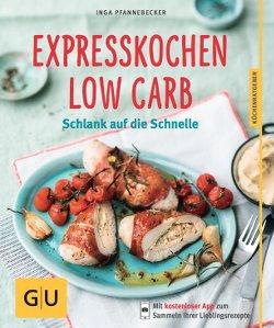 expresskochen-low-carb zeigt schnelle Rezepte