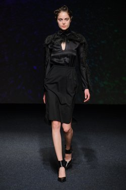 paris-fashion-week-bernard-chandran-black